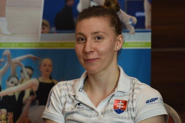 Barbora Mokošová podáva v tejto sezóne skvelé výkony.