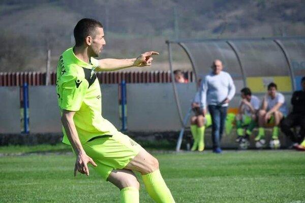 Lazar Knieževič strelil jediný gól FTC. Ilustračné foto.