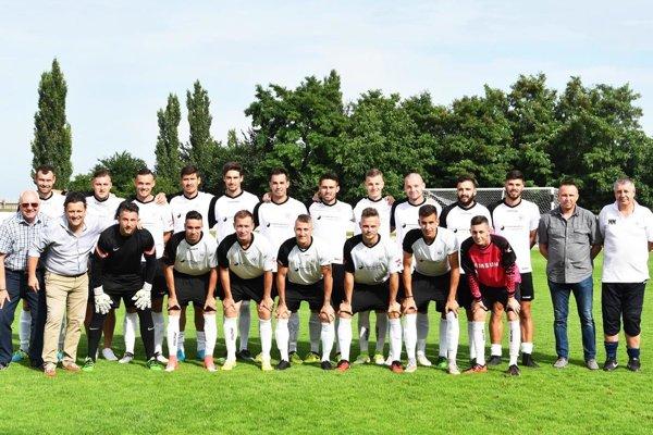 Futbalisti Galanty dosiahli v poslednom domácom zápase druhé najvyššie víťazstvo sezóny.