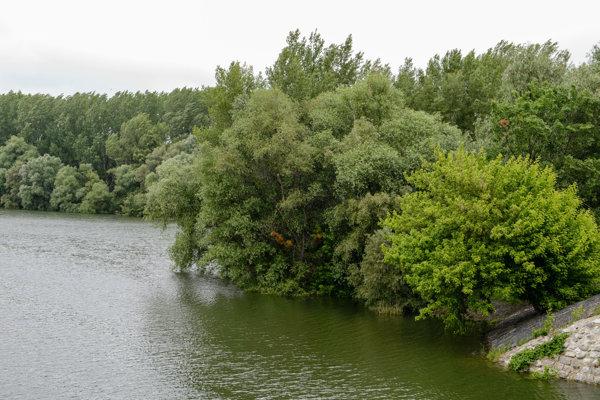 Malý Dunaj.