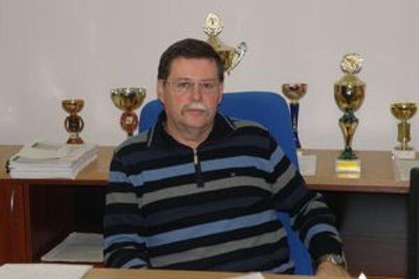Náčelník žilinskej mestskej polície Milan Šamaj.