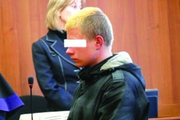 Patrik H. čaká na rozsudok. Súd ho poslal na 15 mesiacov do väzenia.