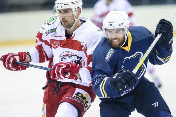Momentka z finále medzi Miškovcom a MAC Budapešť.