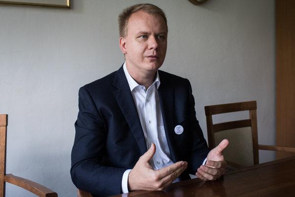 Miroslav Beblavý.