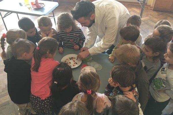 V Centre voľného času Kamarát v Martine pripravujú množstvo podujatí aj pre malých návštevníkov.