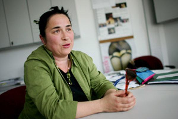 Darina Abrahámová je novou posilou žilinského Mestského divadla.