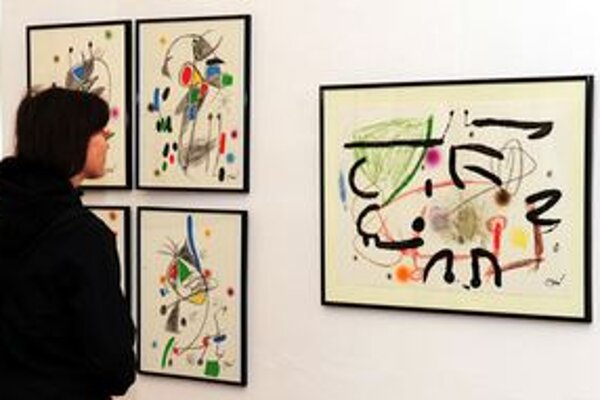 Minulý rok na výstave mohli milovníci umenia vidieť 54 obrazov maliarov Picassa, Dalího a Miróa. Tento rok to budú nemeckí expresionisti.