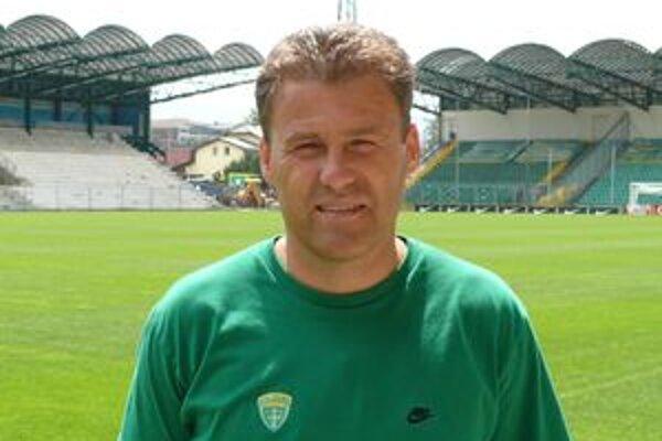 Pavel Hapal si súťažnú premiéru na trénerskom poste odbije v zajtrajšom zápase proti Nitre.