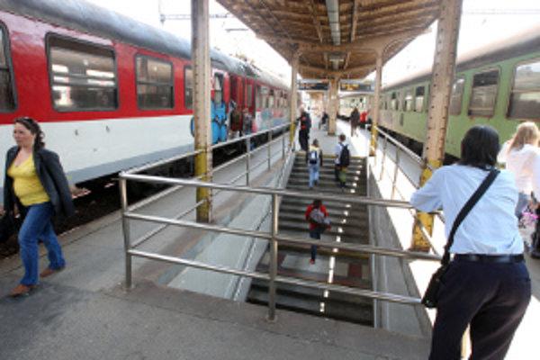 Pri cestovaní vlakom sa niekedy stretnete aj s nepríjemnými situáciami.
