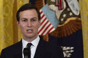 Poradca amerického prezidenta Jared Kushner.