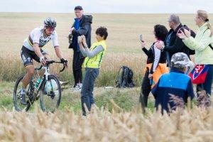 Peter Sagan doviedol do víťazného konca svoj dlhý únik.