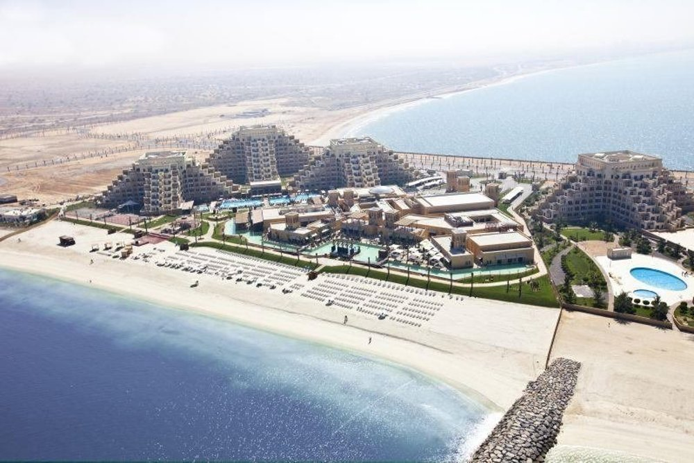 Hotel Rixos Bab Al Bahr5*, SAE