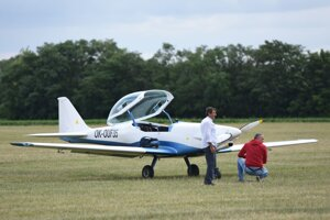 Ultraľahké lietadlo Dallach D-4.