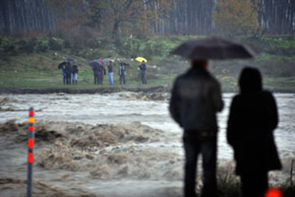 Proti povodniam chcú bojovať aj v Žiline a okolí.