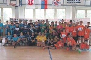Spoločné foto účastníkov.