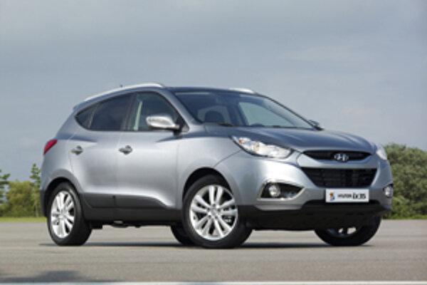Výrobu nového modelu Hyundai ix 35 začala spoločnost Kia Motors Slovakia v závode v Tepličke nad Váhom dnes.