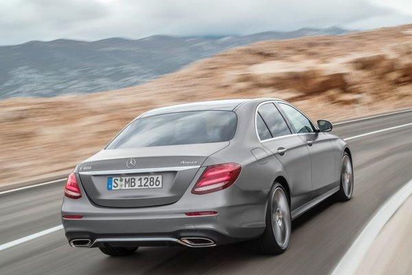 Mercedes triedy E