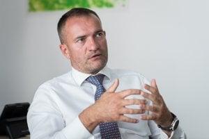 Martin Kaňa, šéf DSS Poštovej banky vidí priestor na vznik štvrtého dôchodkového piliera.