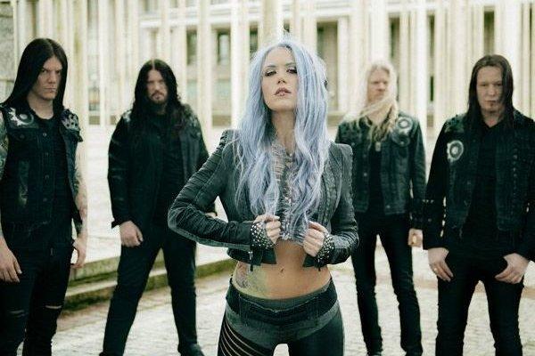 Arch Enemy predstavia v Košiciach nový album.