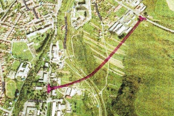 Trasa obchvatu by mala odbremeniť centrum mesta.