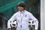 Tréner nemeckej futbalovej reprezentácie Joachim Löw.