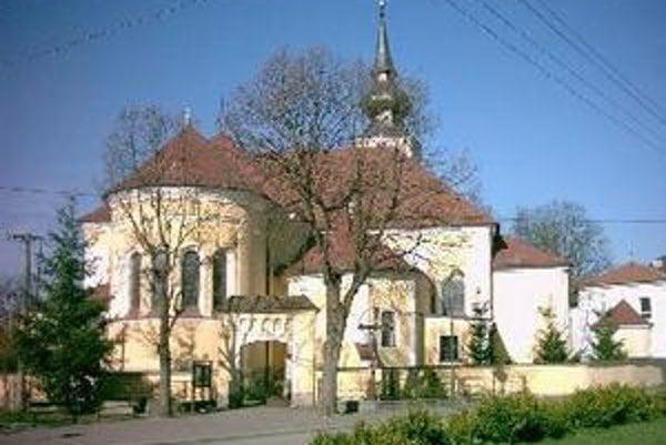 Do Loretánskej kaplnky Kostola sv. Martina uložili ostatky Žofie Bosniakovej.
