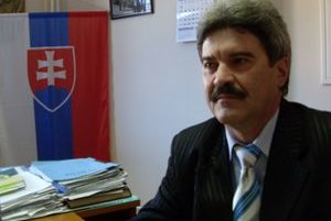 Starosta Jablonového Jaroslav Paiš.
