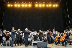 Prvý koncert na Pohode.