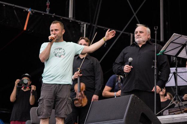 Pohoda začala koncertom Slovenského komorného orchestra.