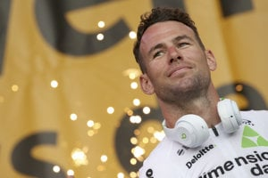 Brit Mark Cavendish.