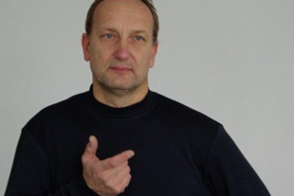 Dušan Maňák.