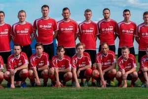 Mužstvo OŠK Tušice TNV ovládlo ôsmu ligu – body stratilo len vjednom zápase anastrieľalo 173 gólov.