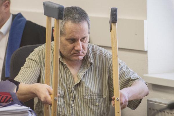 Špecializovaný trestný súd odsúdil Štefana K. na doživotie.