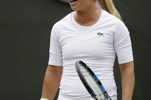 Dominika Cibulková skončila vo Wimbledone v štvrťfinále.