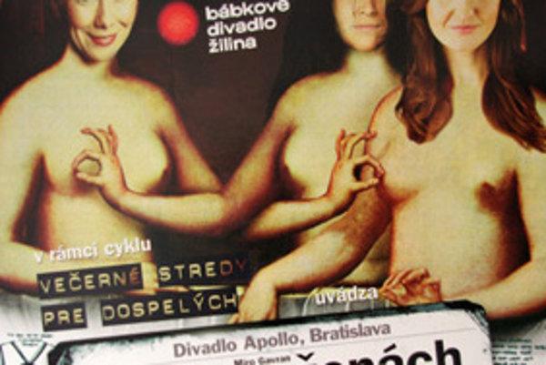 Erotická reklama?