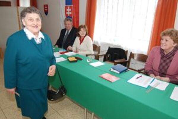 Dôchodcovia mali špeciálny okrsok vytvorený primo v DSS na Karpatskej v Žiline.