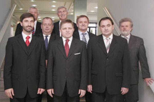 Minulý týždeň sa v Žiline stretlo s premiérom Robertom Ficom osem predsedov samosprávnyhc krajov.