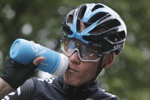 Profesionálni cyklisti vypijú denne aj 10 litrov tekutín.