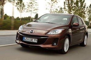 Mazda 3 2008 - 2013