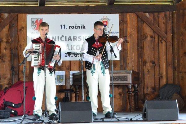 Bratia Tischlerovci zo Zákopčia.