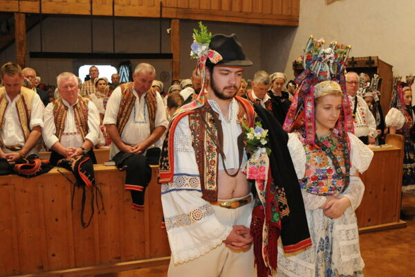 V obci Poniky každoročne ožíva tradícia na festivale Zdola ponickýho mlyna.