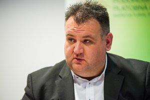 Generálny riaditeľ PPA Juraj Kožuch.
