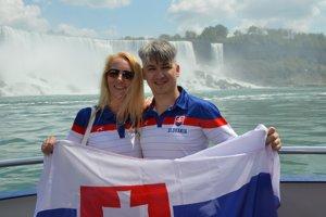 Zalomovci, ako jediní zo Slovenska reprezentovali v Amerike