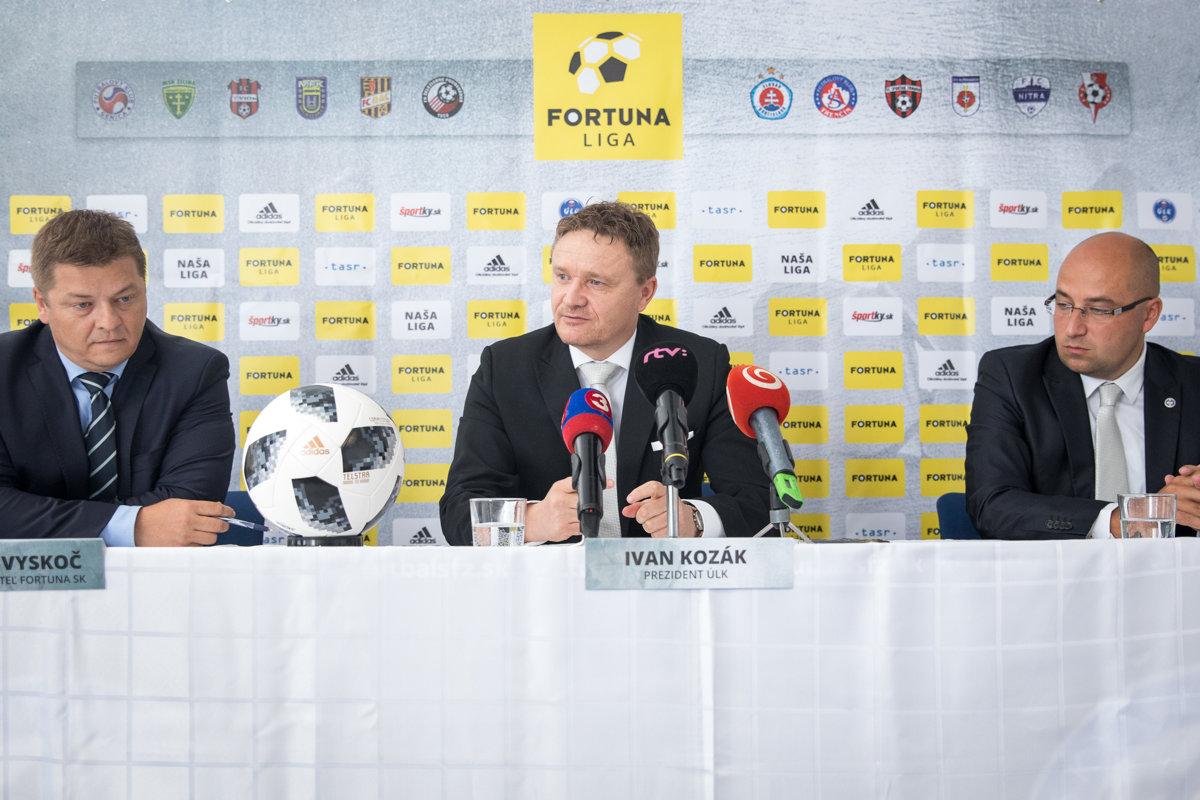 4d8e05aef7 Únia ligových klubov a Fortuna pokračujú v spolupráci - Šport SME