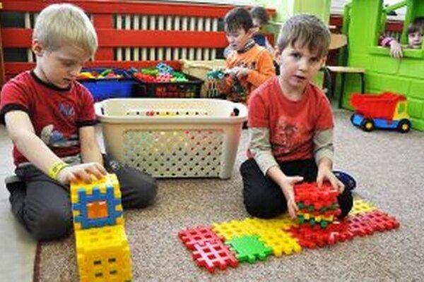 Materská škola pripraví deti na základnú školu. Vedia to aj rodičia týchto detí zo Zákamenného.