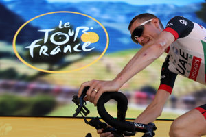 c8079cb14b76e Tour de France 2018 - 12. etapa: Pozrite si najlepšie momentky (24  fotografií)