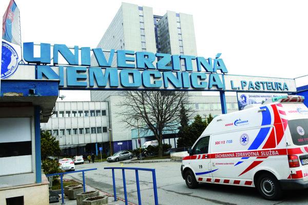 Univerzitná nemocnica.
