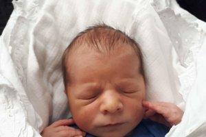 Oliver Rýdzi (3350 g, 51 cm) sa narodil 22. júna Lucii a Jakubovi z Nového Mesta nad Váhom.