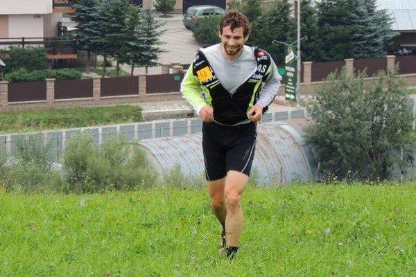 Tomáš Borsík vyhral takmer s dvojminútovým náskokom.