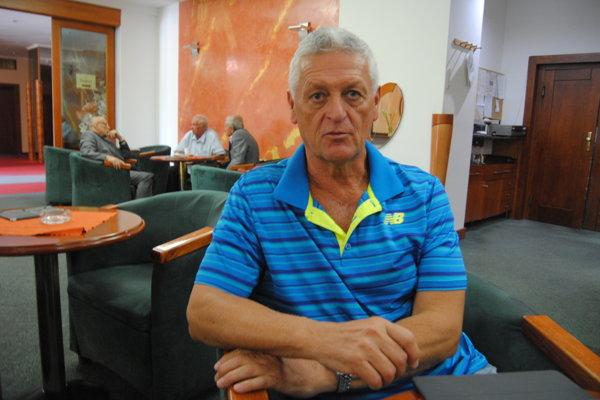 Rudolf Sopko. Úspešný Prešovčan vzahraničí zavítal po čase domov.